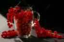 Красные бусины