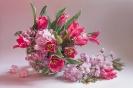 В розовой пене
