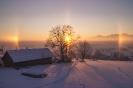 Восход в объятиях радуги