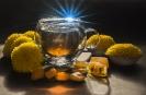 Herbata z chryzantemami