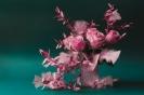 Różowa kompozycja