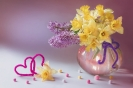 Zapach wiosennych kwiatów