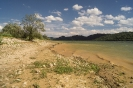 Wietrzny dzień. Jezioro Czorsztyńskie